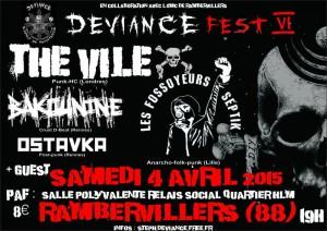 deviance fest
